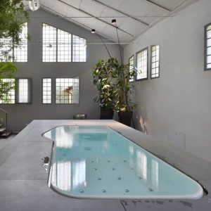 Mini piscina Built - In